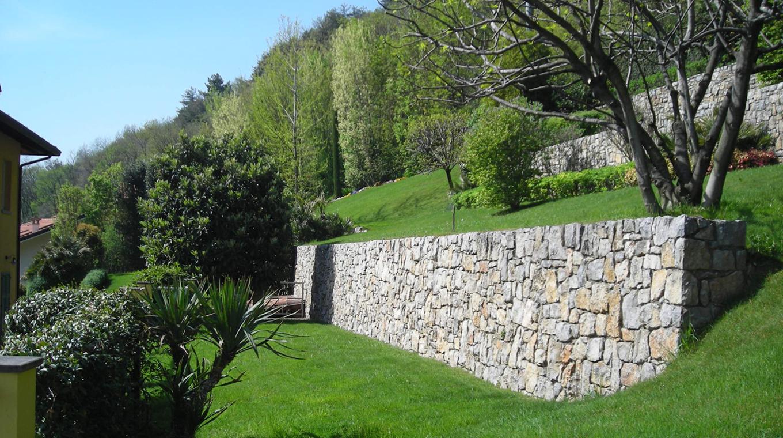 Good giardino di propriet in collina with giardini curati - Giardini curati ...