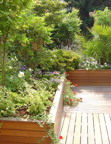 Studio di architettura del paesaggio green design for Progettazione giardini pensili